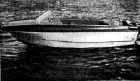 «Кафа-2500» на воде