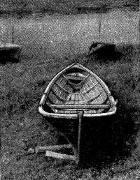 Карбас-«пятерик», построенный в Кехте