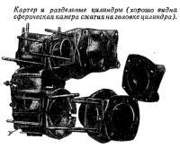 Картер и раздельные цилиндры