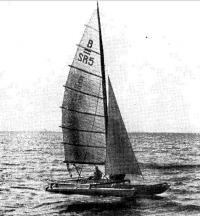 Катамаран В. Летунова