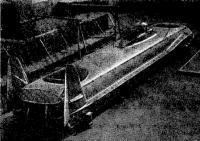 Катер «Л-5» на заводской испытательной площадке