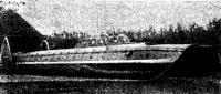 Катер «Л-5» перед испытаниями