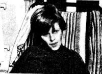 Катрин на борту «Абеля Тасмана»