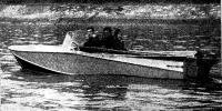«Казанка-2» на воде