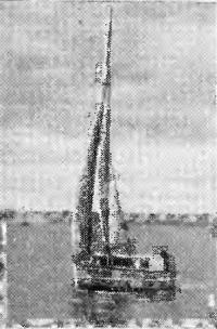 Когда-то «Кама-2» И. Глазунова была гоночной «эмкой»