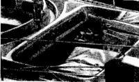 Кокпит рулевого на «Пан Дюике VI»