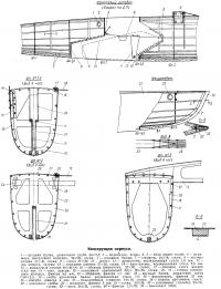 Конструкция корпуса