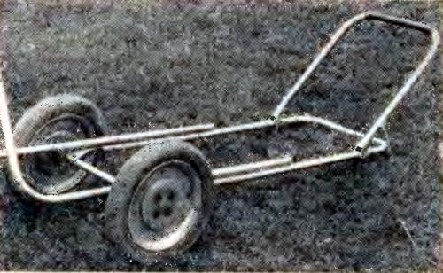 Конструкция тележки