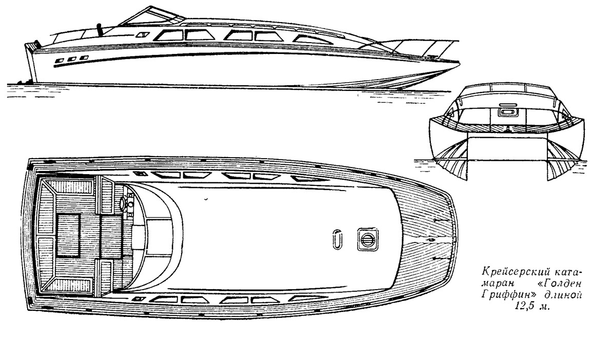 Чертежи постройки лодок и катеров