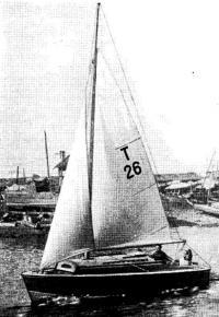 Крейсерский швертбот класса Т