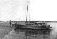 Крейсерский швертбот «Миф»