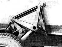 Левая подвеска