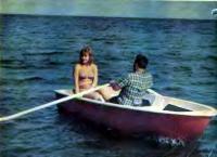 Лодка «Лилия»
