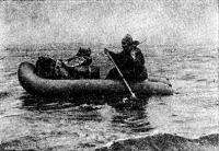 Лодка с грузом