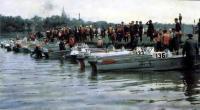 Маршрутная гонка лодок массового производства