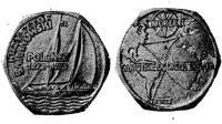 Медаль журнала «Може» в честь плавания «Полонеза»