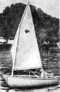 Многоцелевая лодка-швертбот «Бутт»