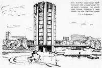 Многоэтажная база-ангар — основной тип городских стоянок будущего