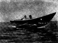 Моторная лодка Акула