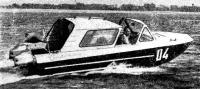 Моторная лодка «Сарепта»