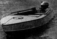 Моторная лодка «Вятка»