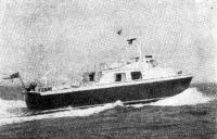 Моторная яхта-пюкс «Димарча»