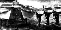 Моторы «Эвинруд» разной мощности