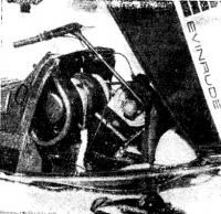 Моторы «Эвинруд» с роторным двигателем