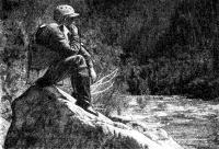 На берегу реки Кантегир
