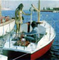 На борту яхты «Нефрит»