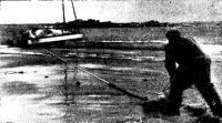 На Чиже начался прилив — пора сниматься с якоря