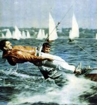 На дистанции «летучие голландцы»