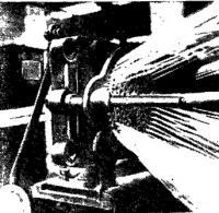 На «канатной дороге» из каболок вьют пряди
