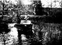 На литовской речке Левуо