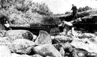 На реке Шелонь
