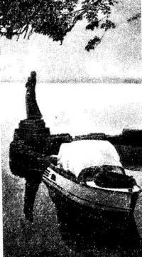 Наша «Казанка-М» с мотором «Ветерок-12»