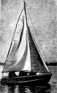 «Норуа» постройки В. Кораблева и П. Евсеичева