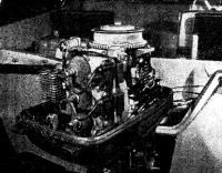 Новинка фирмы «Кресчент-60» с электронным зажиганием