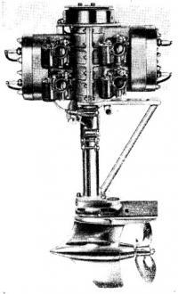 Новый четырехцилиндровый мотор Кениг-VC