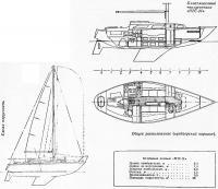 Общее расположение «НТС-31»