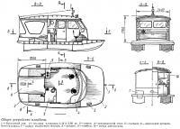 Общее устройство плавдачи