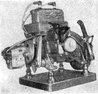 Общий вид двигателя «СМ-557-Л»