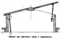 Общий вид люка