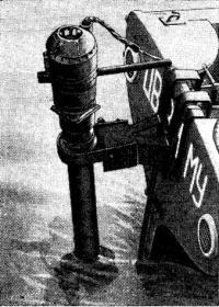 Общий вид подвесного электромотора