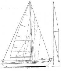 Общий вид яхты «Экскэлибо»