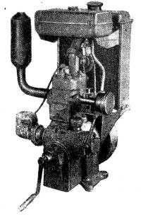 Одноцилиндровый двигатель «Л3/2»