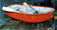 Одноместная пластмассовая лодка «Сиг»