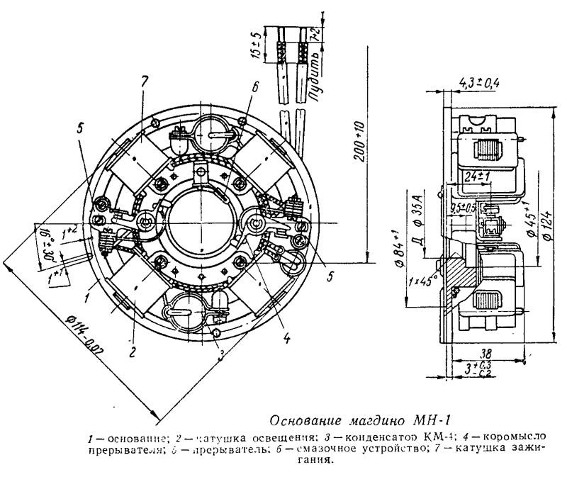 Основание магдино МН-1