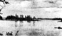 Острова на Кончозере