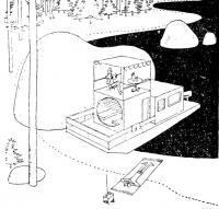 Отдых на автономной плавдаче